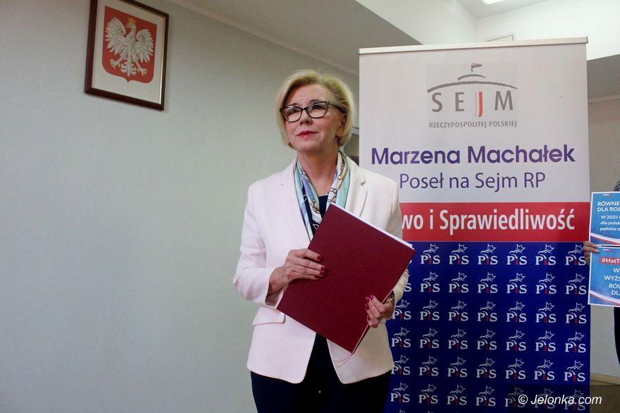 Jelenia Góra: Wiceminister o edukacji