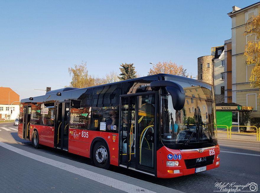 Jelenia Góra: Komunikacja miejska nas łączy
