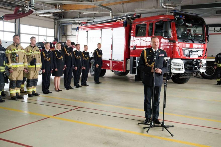 Jelenia Góra: Nowy wóz dla strażaków