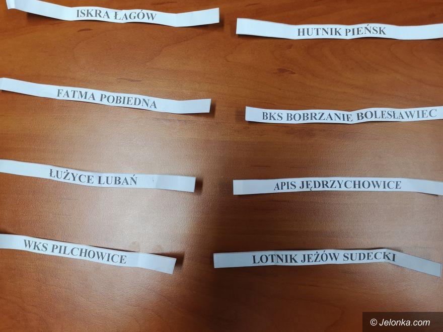 Jelenia Góra: Pary 1/4 finału Pucharu Polski