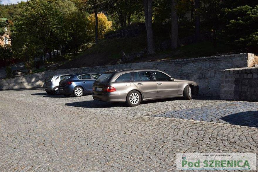 Szklarska Poręba: Parking gotowy