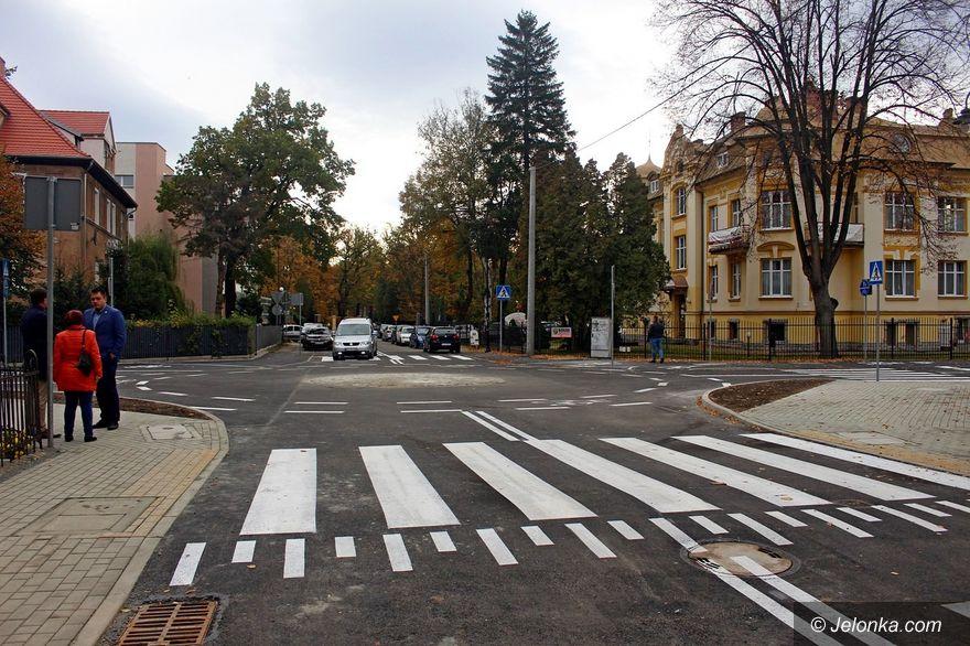 Jelenia Góra: Ulica Tabaki gotowa