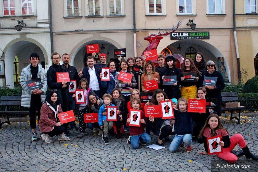 Jelenia Góra: Spór o edukację seksualną