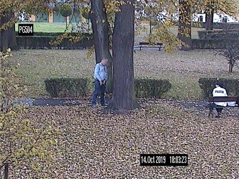 Jelenia Góra: W parku poczuli się jak w toalecie i pijalni