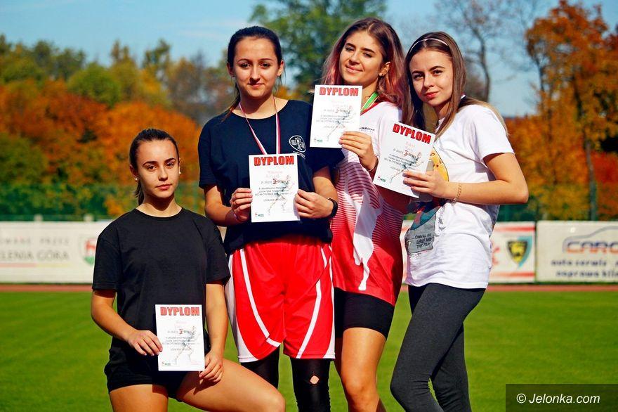 Jelenia Góra: Licealiada królowej sportu