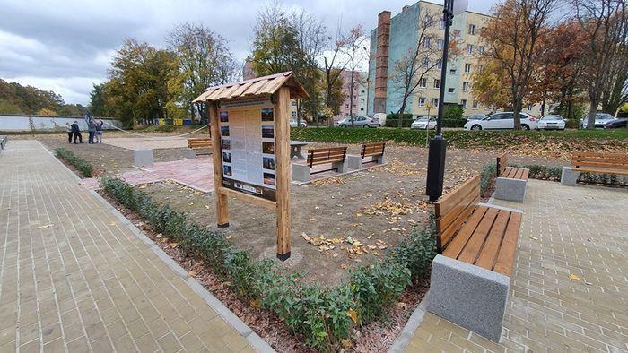 Mysłakowice: Park już gotowy