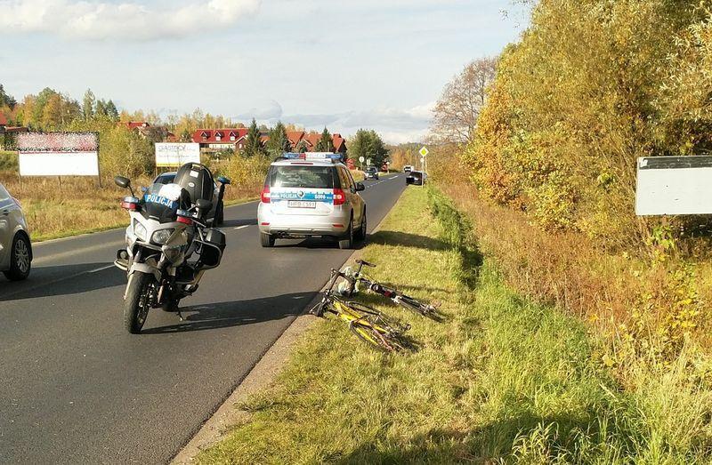 Region: Kierowca z zakazem spowodował wypadek