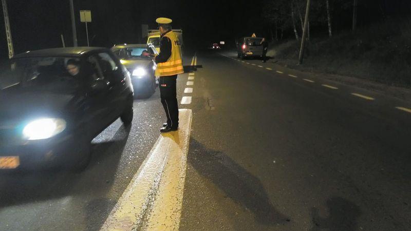 Jelenia Góra: Pod wpływem alkoholu wiózł pasażerów do Niemiec