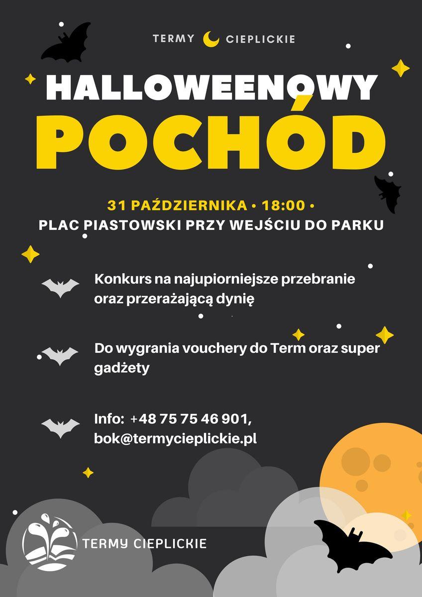 Jelenia Góra: V Mroczny Pochód Halloweenowy już wkrótce
