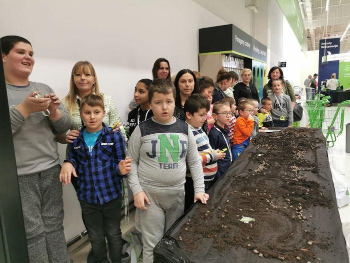 Jelenia Góra: Zielone warsztaty w Leroy Merlin