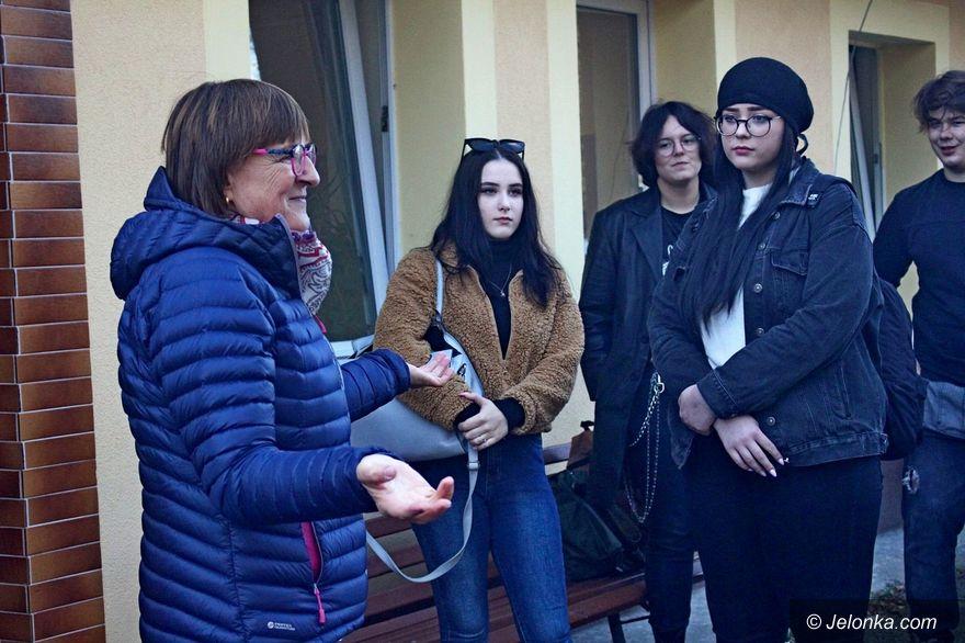 Jelenia Góra: Prezent od wrażliwej młodzieży