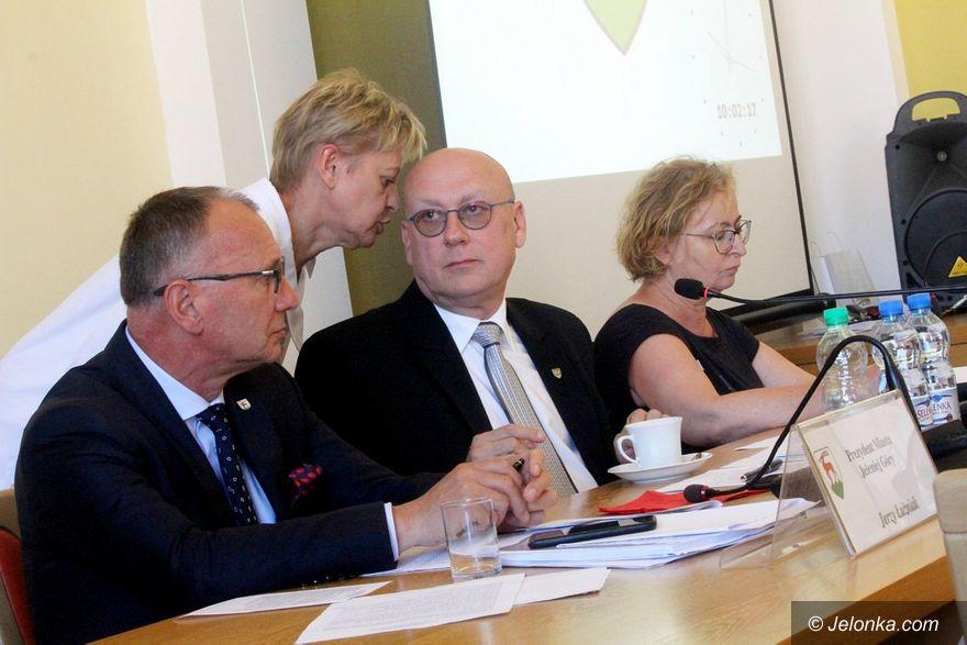 Jelenia Góra: Dzisiaj sesja Rady Miasta