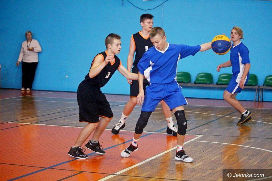 Jelenia Góra: Licealiada w koszykówce 3x3