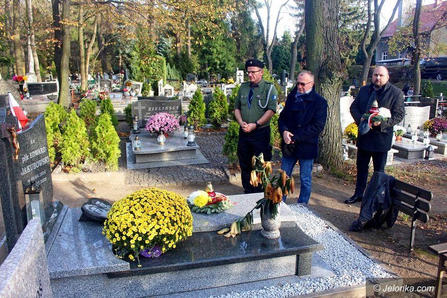 Jelenia Góra: Pamiętali o zasłużonych