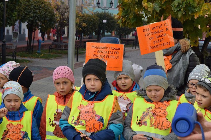 Kowary: Lekcja od dzieci