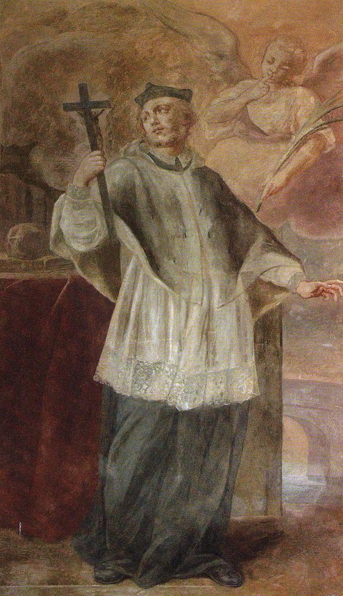 Jelenia Góra: Cieplicka figura św. Jana Nepomucena