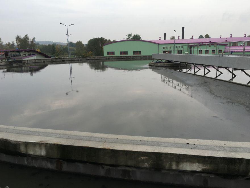 Jelenia Góra: Unowocześnianie oczyszczalni ścieków