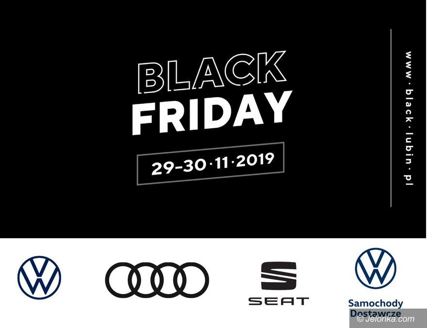 Region: Dwa dni mega rabatów w salonie i serwisie Volkswagen, Audi oraz SEAT w Lubinie podczas Black Friday