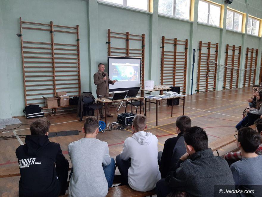 Jelenia Góra: GIS Day w szkole