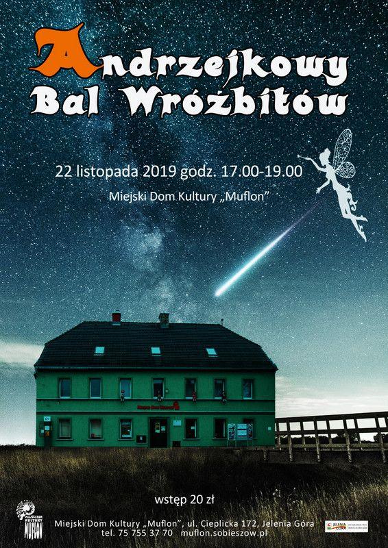 Jelenia Góra: Andrzejkowy Bal Wróżbitów – 22 listopada