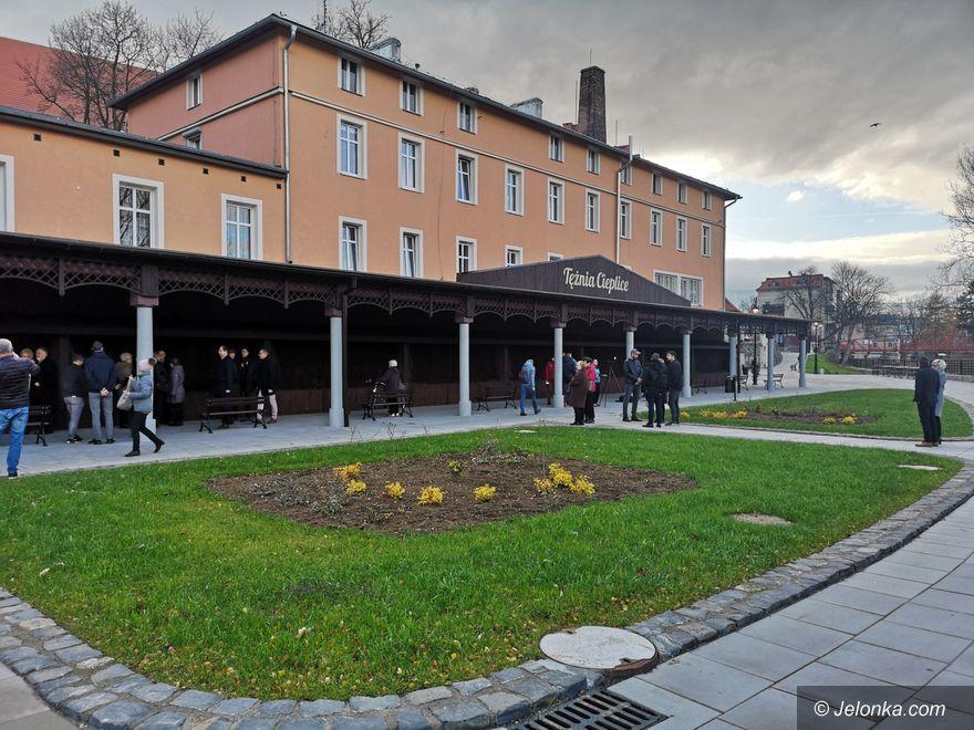 Jelenia Góra: Bulwar Cieplicki otwarty!