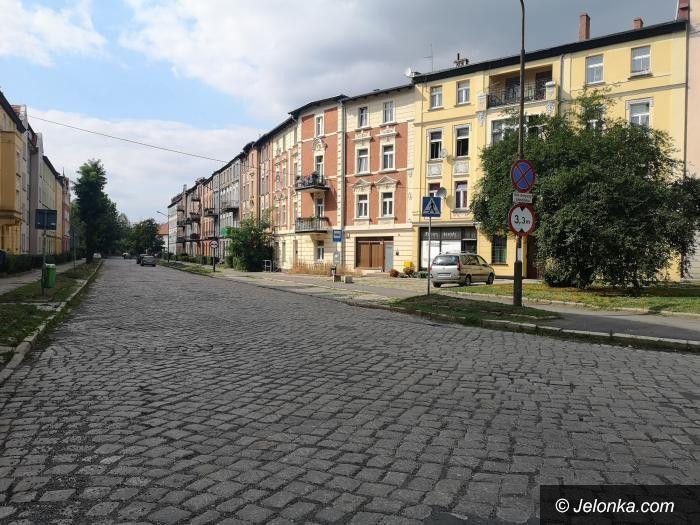 Jelenia Góra: Remont ulicy Drzymały – jaka decyzja?