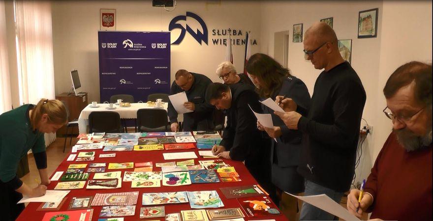 Jelenia Góra: Święteczny konkurs rozstrzygnięty