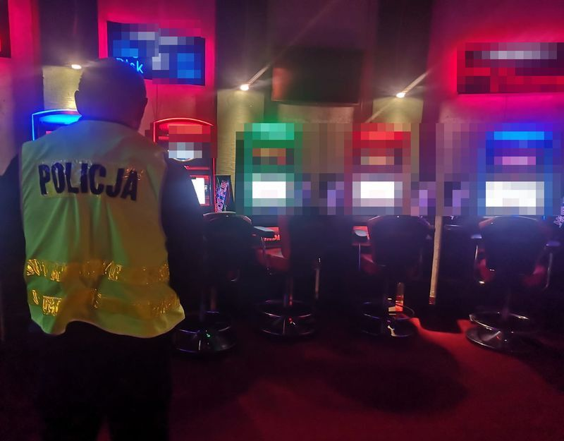 Jelenia Góra: Kolejne automaty do gier hazardowych zarekwirowane