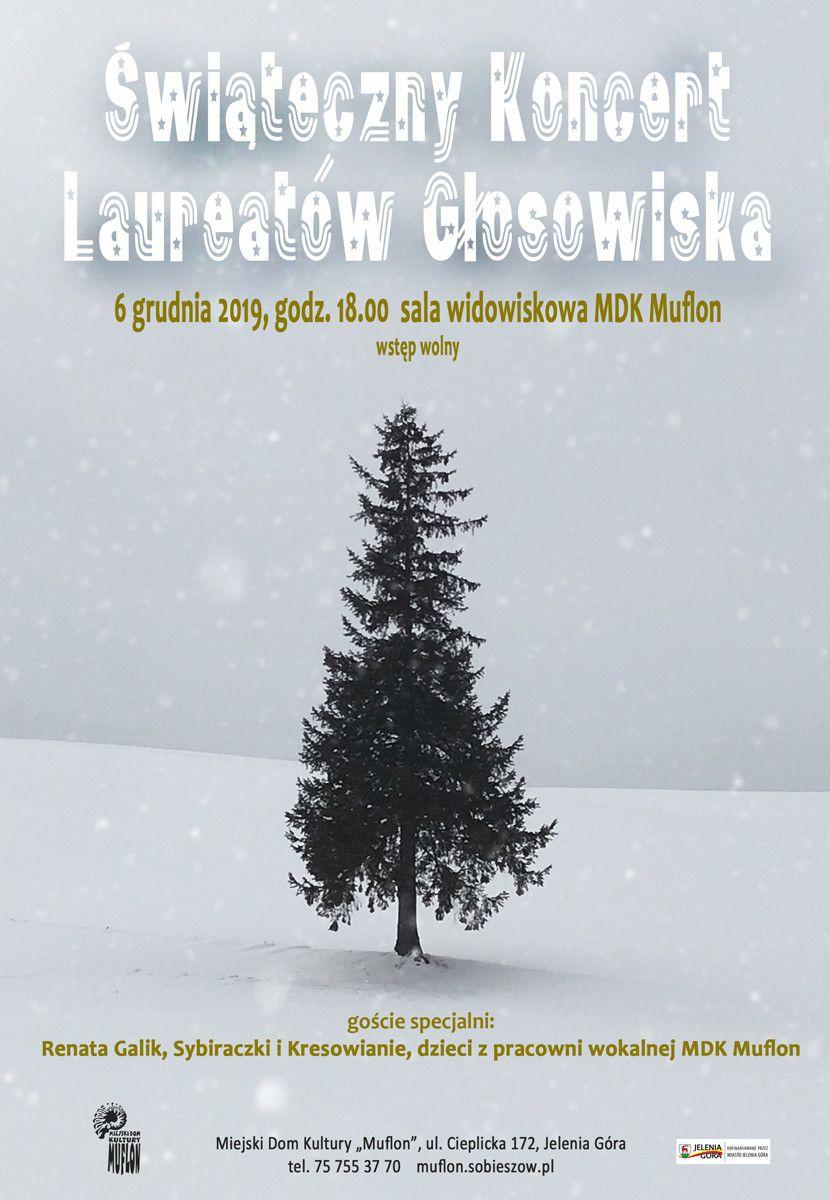 """Jelenia Góra: """"Głosowisko"""" – świąteczny koncert  w """"Muflonie"""""""