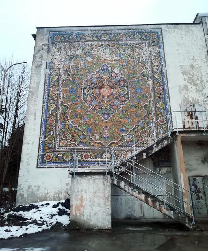 Kowary: Mozaika pod ochroną