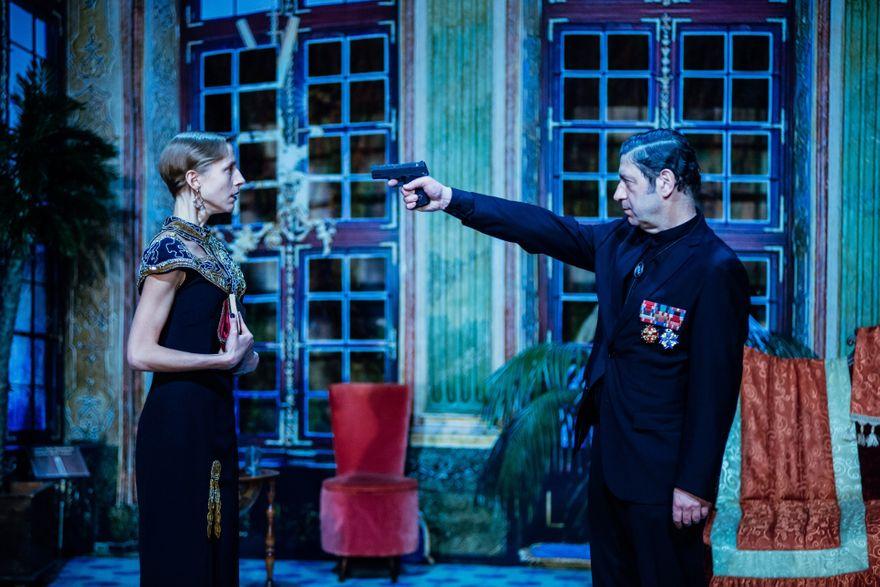 Wałbrzych: Ostatnie bilety na spektakl w Zamku Książ