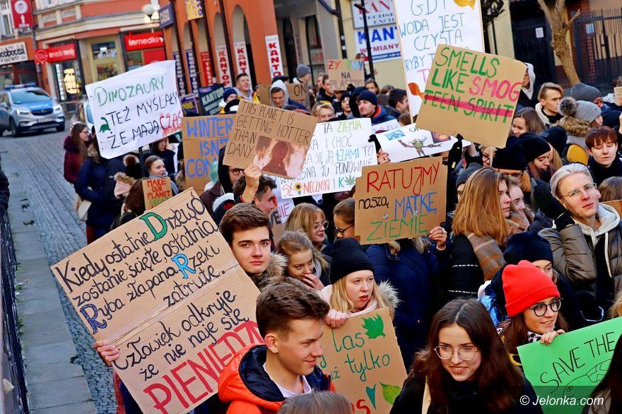 Jelenia Góra: Młodzi przeciw zmianom klimatycznym