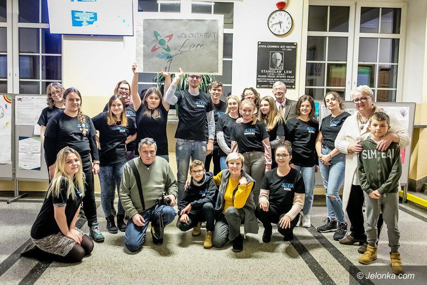 Kowary: Mikołajki wolontariuszy z kowarskiego Lema