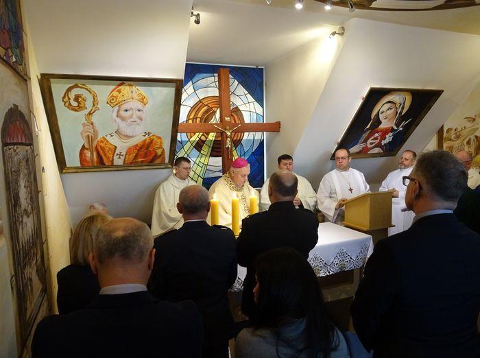 Jelenia Góra: Biskup odwiedził osadzonych