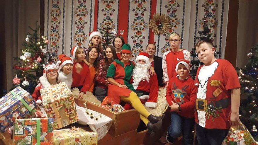 Mysłakowice: Mikołaj nie zawiódł