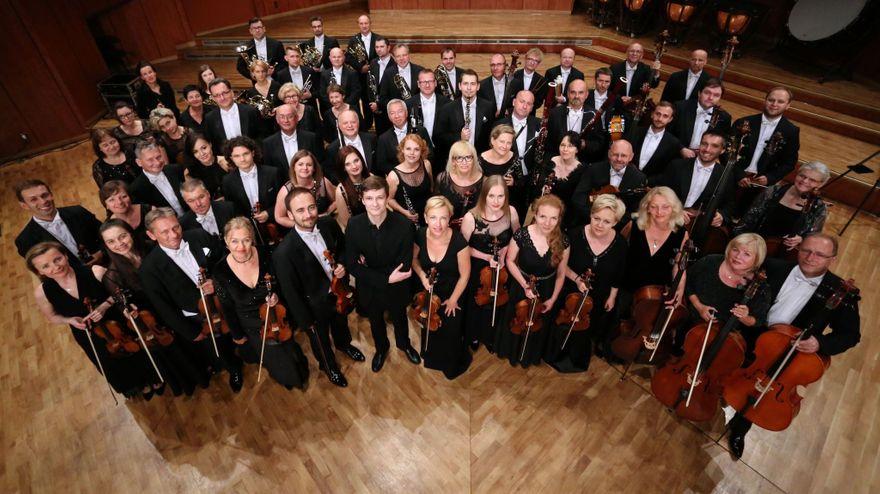 Jelenia Góra: Jeleniogórska Orkiestra Symfoniczna nagrała płytę z dziełami Ludomira Różyckiego
