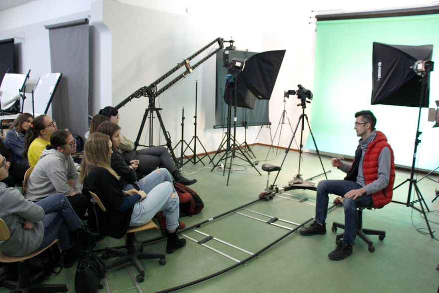 Jelenia Góra: Warsztaty telewizyjne w