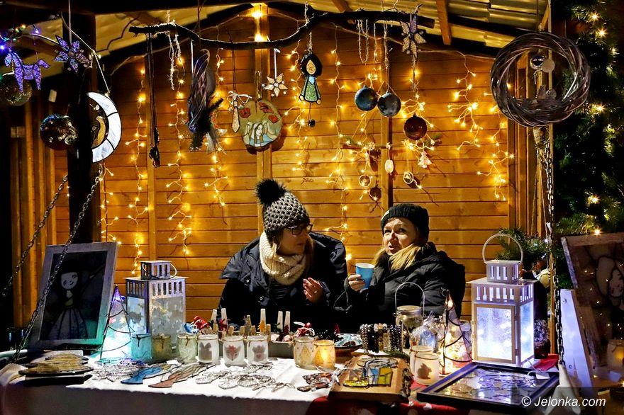 Jelenia Góra: Trwa jarmark świąteczny