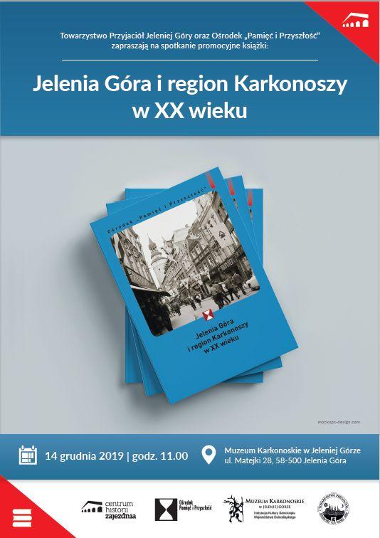 Jelenia Góra: Kolejna publikacja o jeleniogórskiej historii