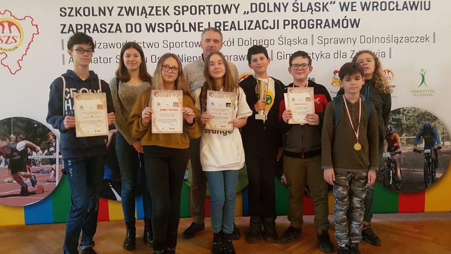 Wrocław: SP 11 mistrzem Dolnego Śląska!