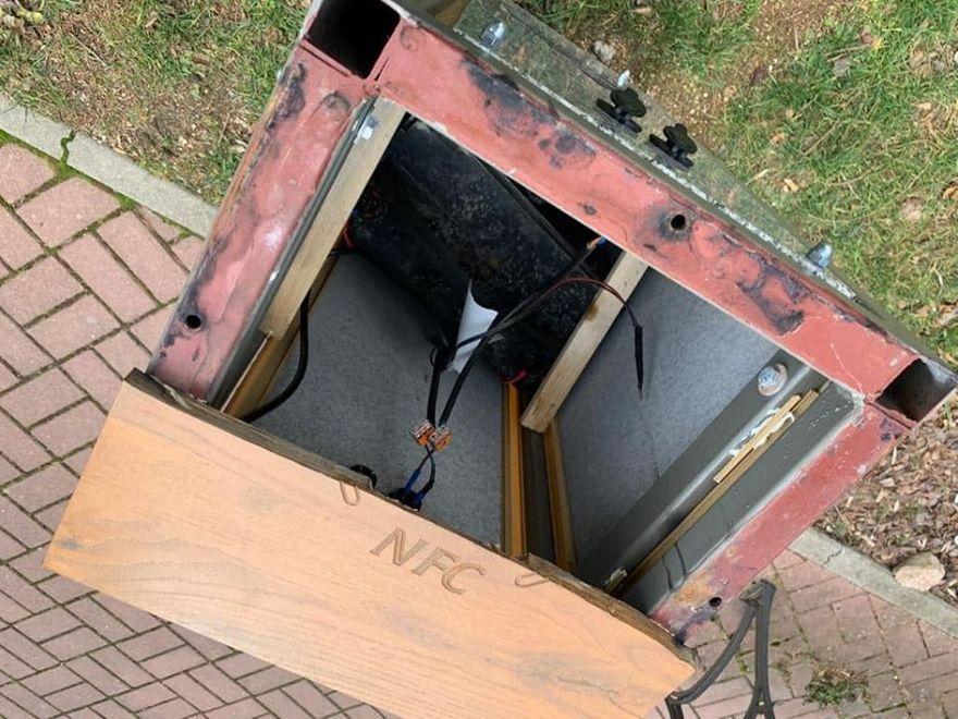 Karpacz: Wandale zniszczyli stacje ładowania
