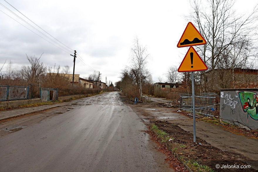 Jelenia Góra: Krakowska bez opóźnień