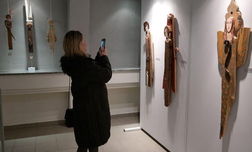 Karpacz: Anielska wystawa