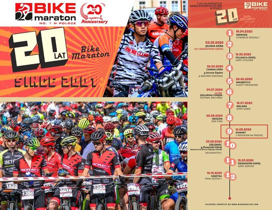 Kowary: Bike Maraton także w Kowarach