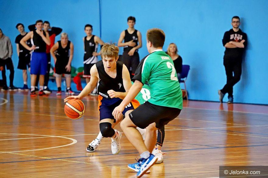 Jelenia Góra: Licealiada koszykarzy