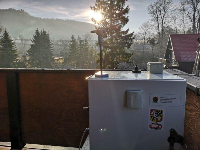 Jelenia Góra: Smog w Sobieszowie