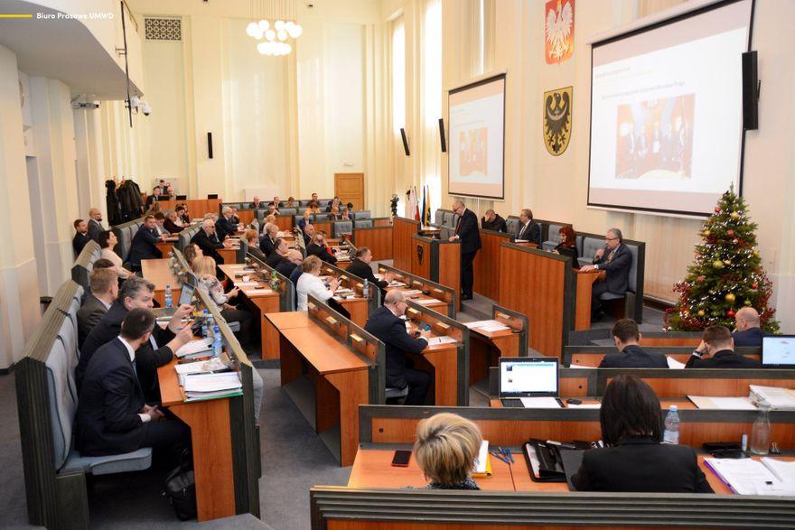 Region: Sesja Sejmiku Dolnośląskiego w Jeleniej Górze