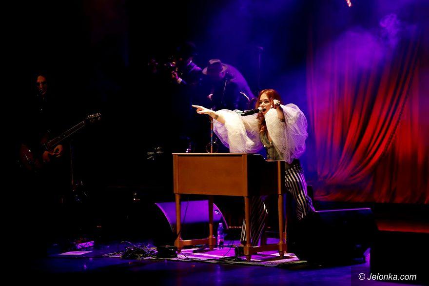 Jelenia Góra: Energetyczny koncert Ani Rusowicz w JCK