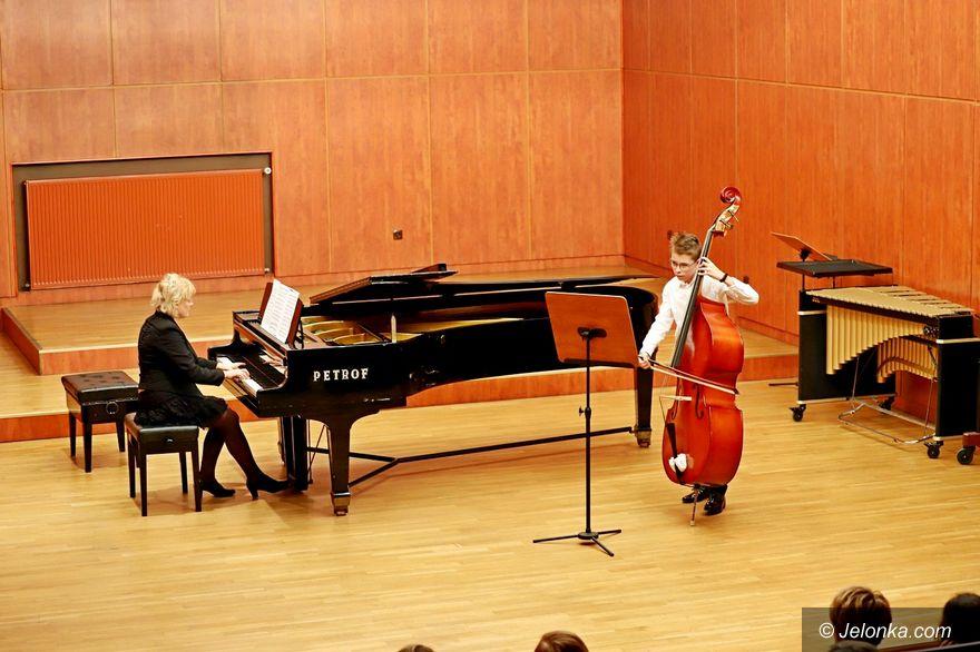 Jelenia Góra: Koncert semestralny młodych muzyków
