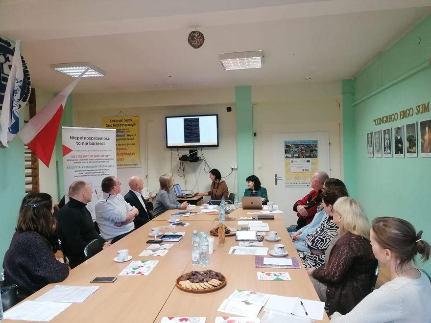 Jelenia Góra: Pracodawcy na spotkaniu w KSON